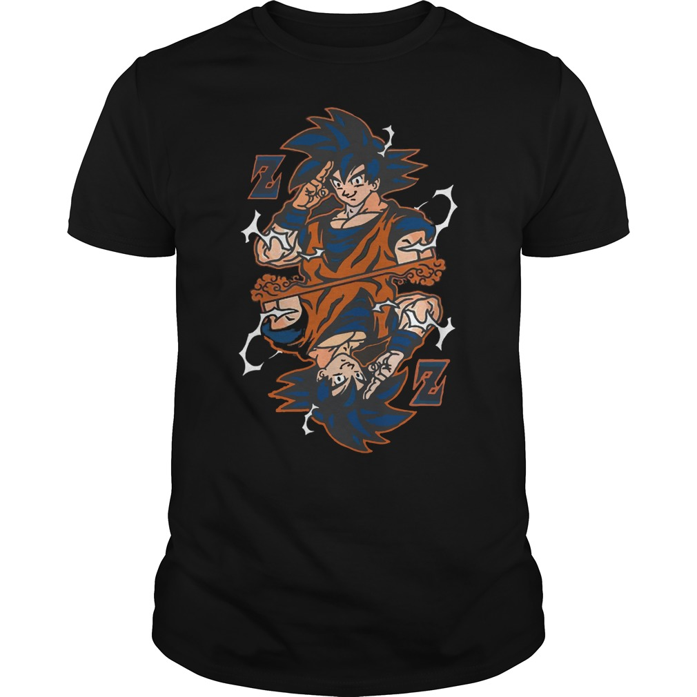 Son Goten Dragon ball super z shirt