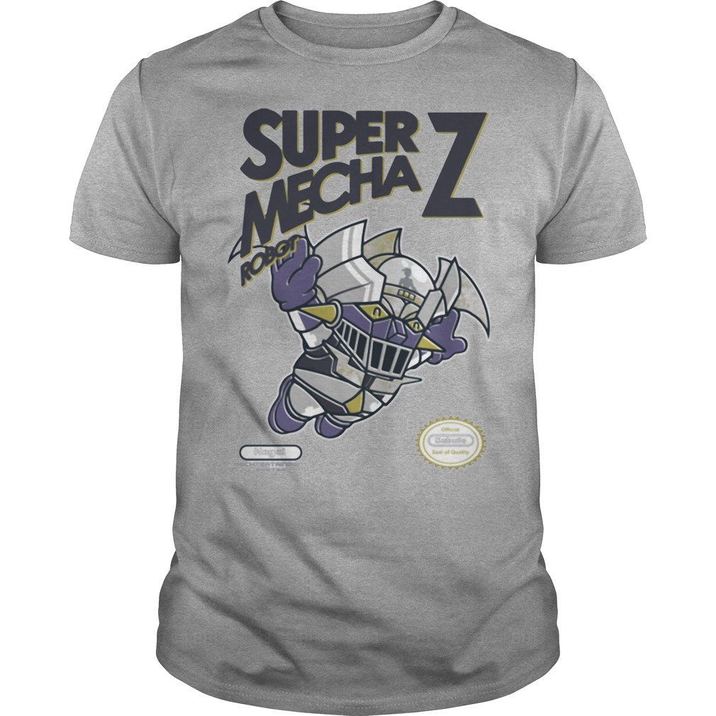 Super Mecha z Boys Premium Shirt