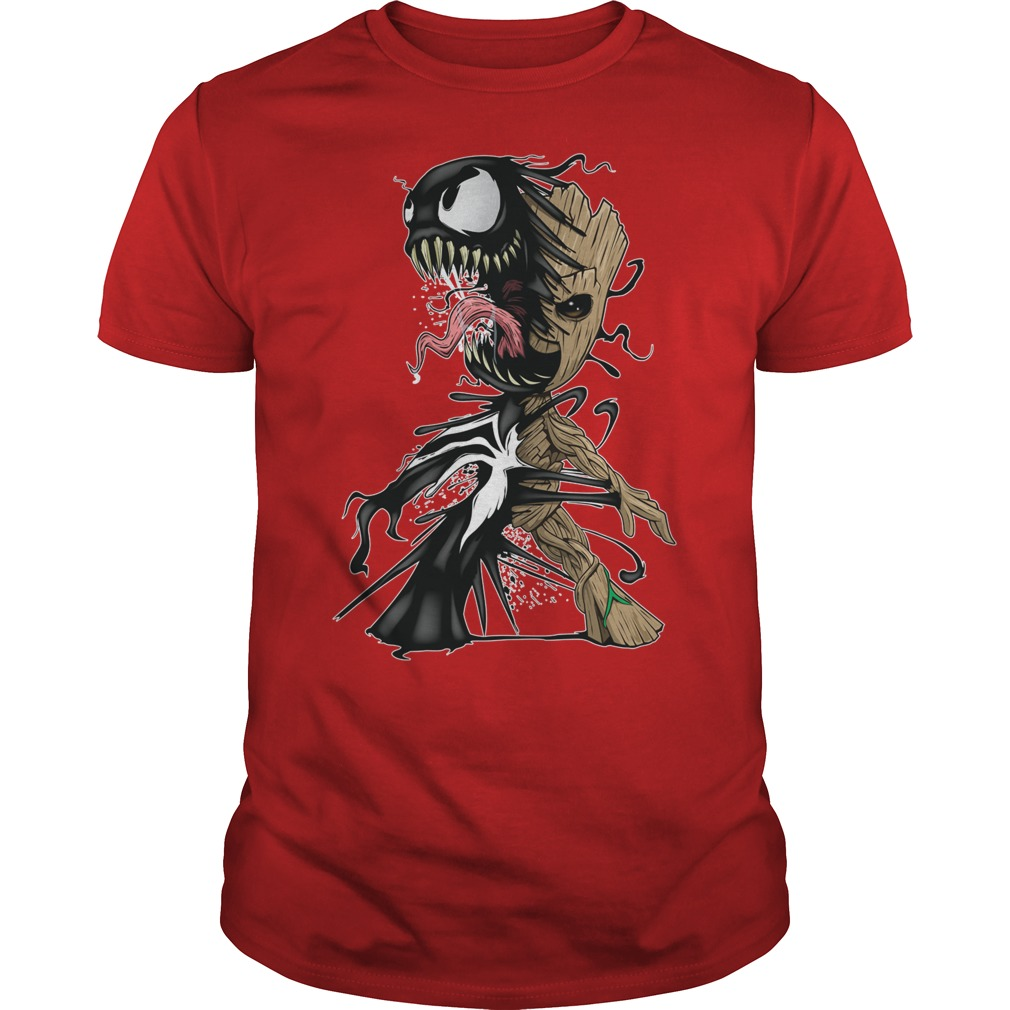 Groot I am Venom shirt