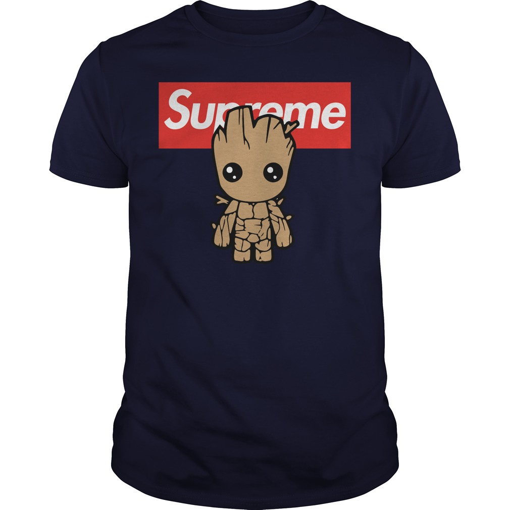 Official Baby Groot Supreme shirt