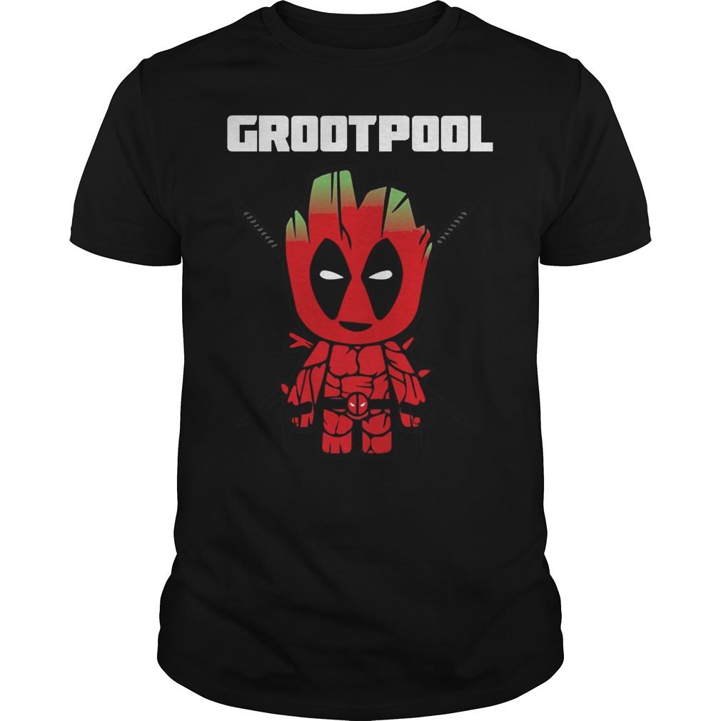 Baby GrootPool shirt