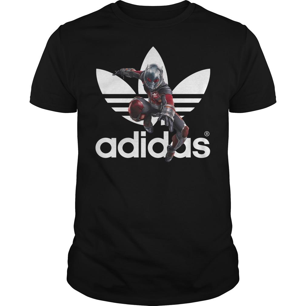 Marvel Ant man Adidas shirt