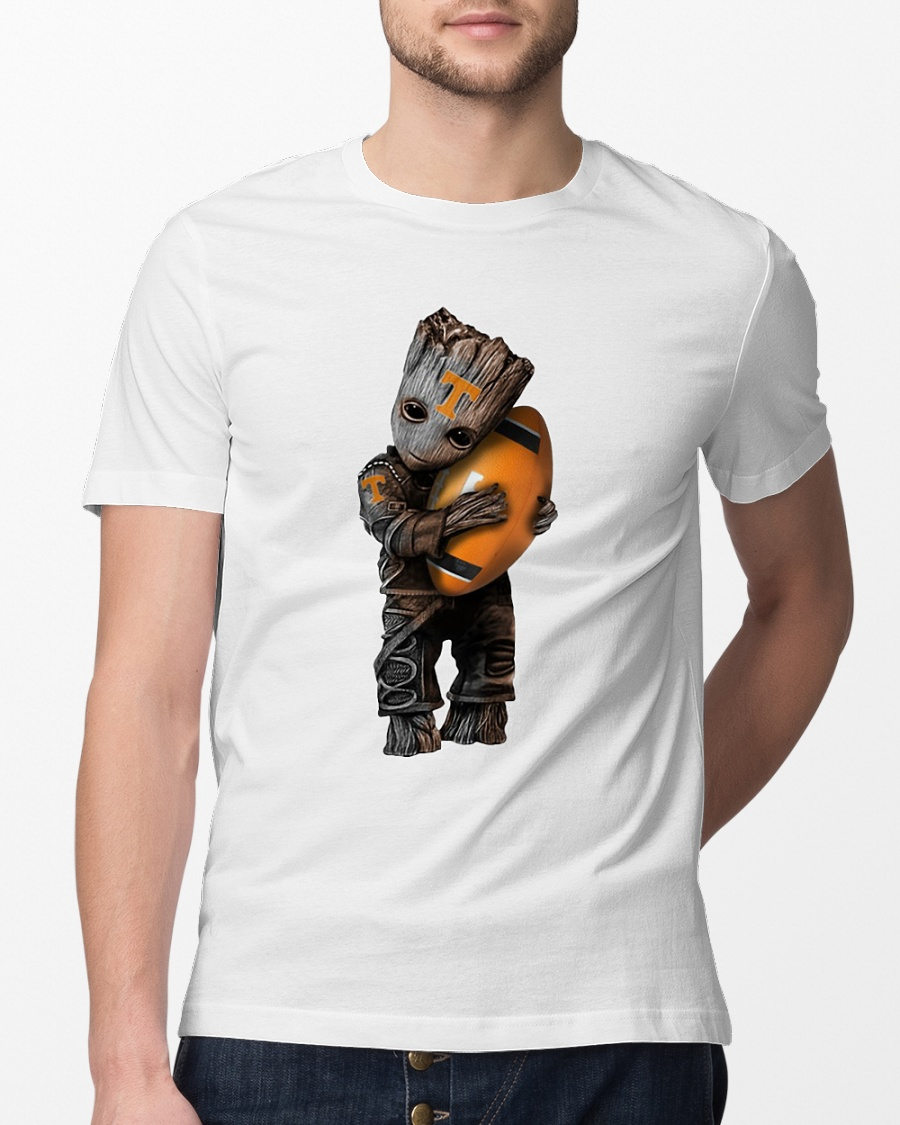 Paris Tn March For Babies Home: Official Baby Groot Hug Tennessee Volunteers Shirt, Hoodie