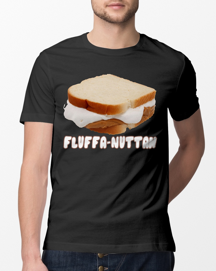 Fluffernutter sandwich shirt