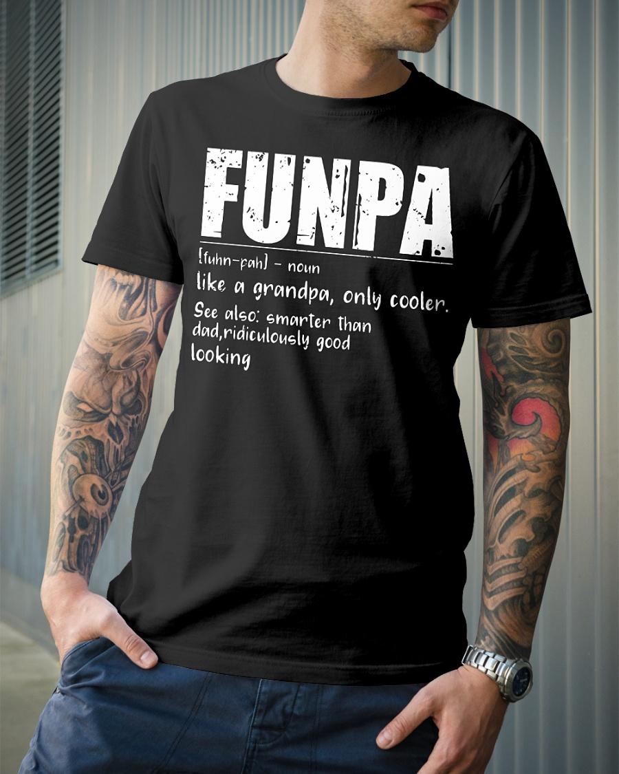 Funpa definition shirt