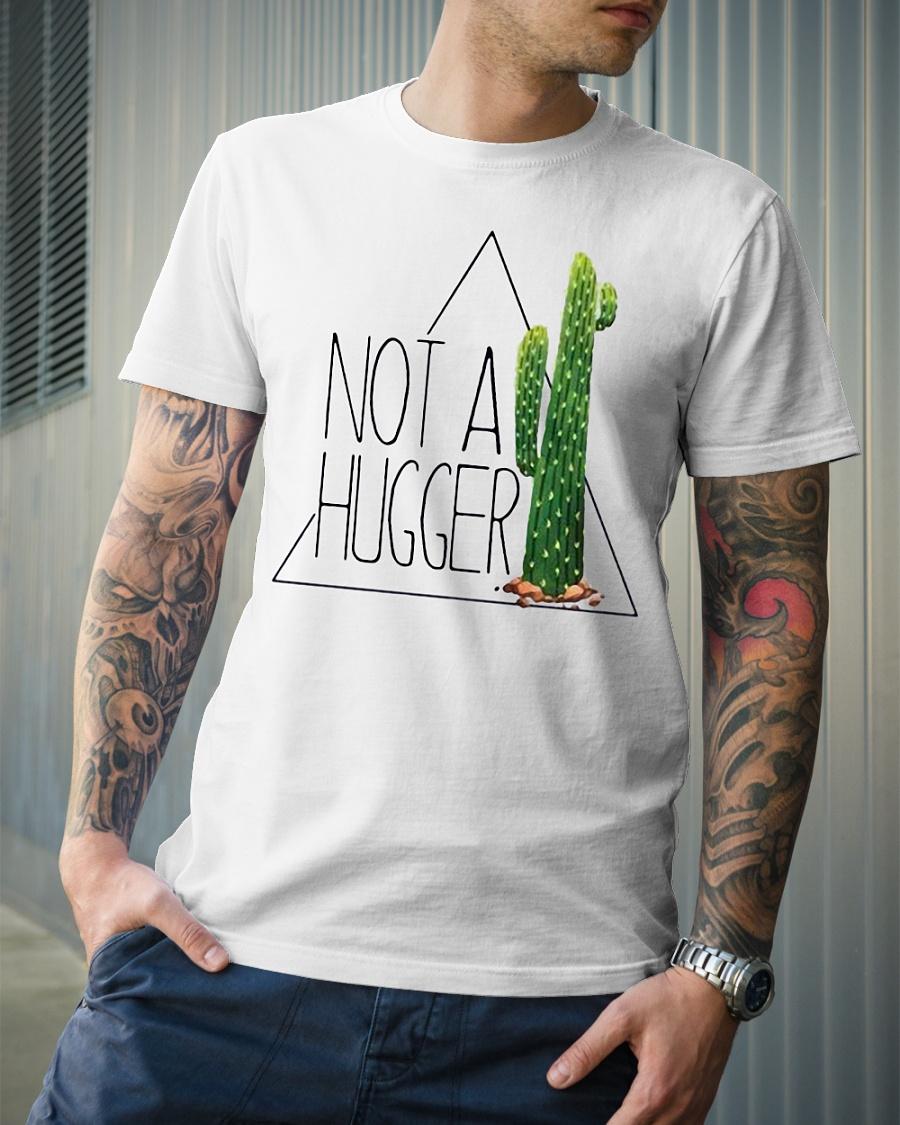 Not a hugger shirt