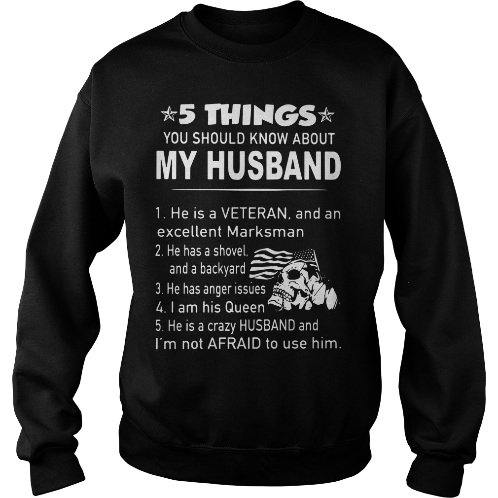 5things you should know about my husband  sweater