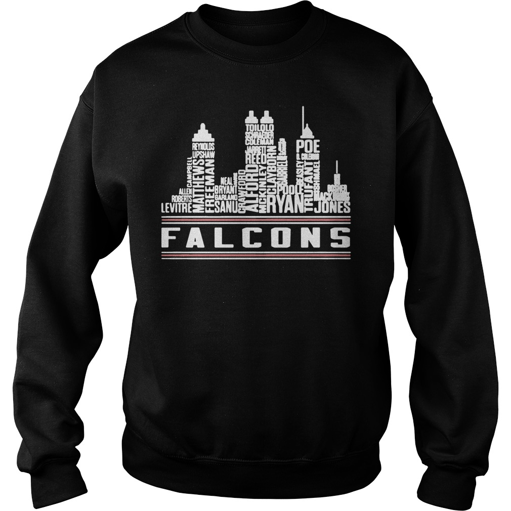 Atlanta Falcons sweater