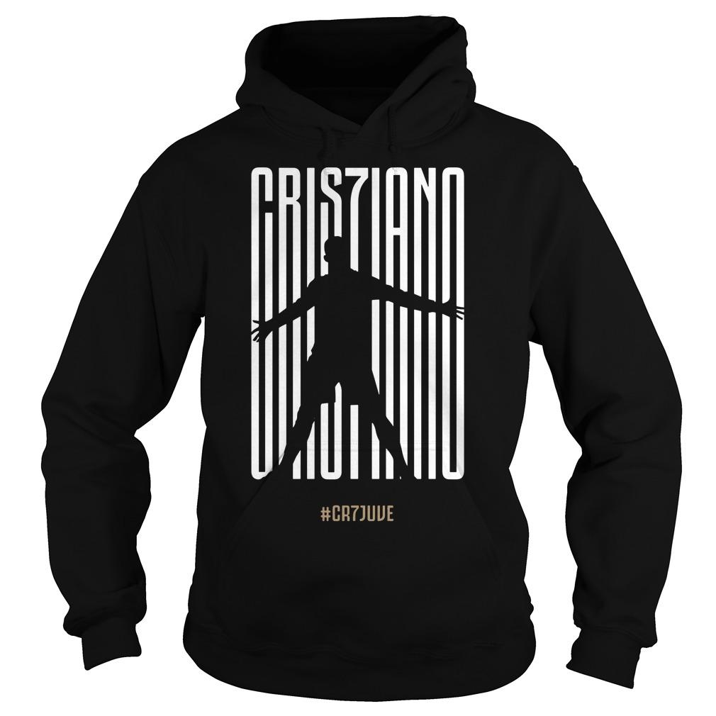 Cristiano Ronaldo Juventus hoodie