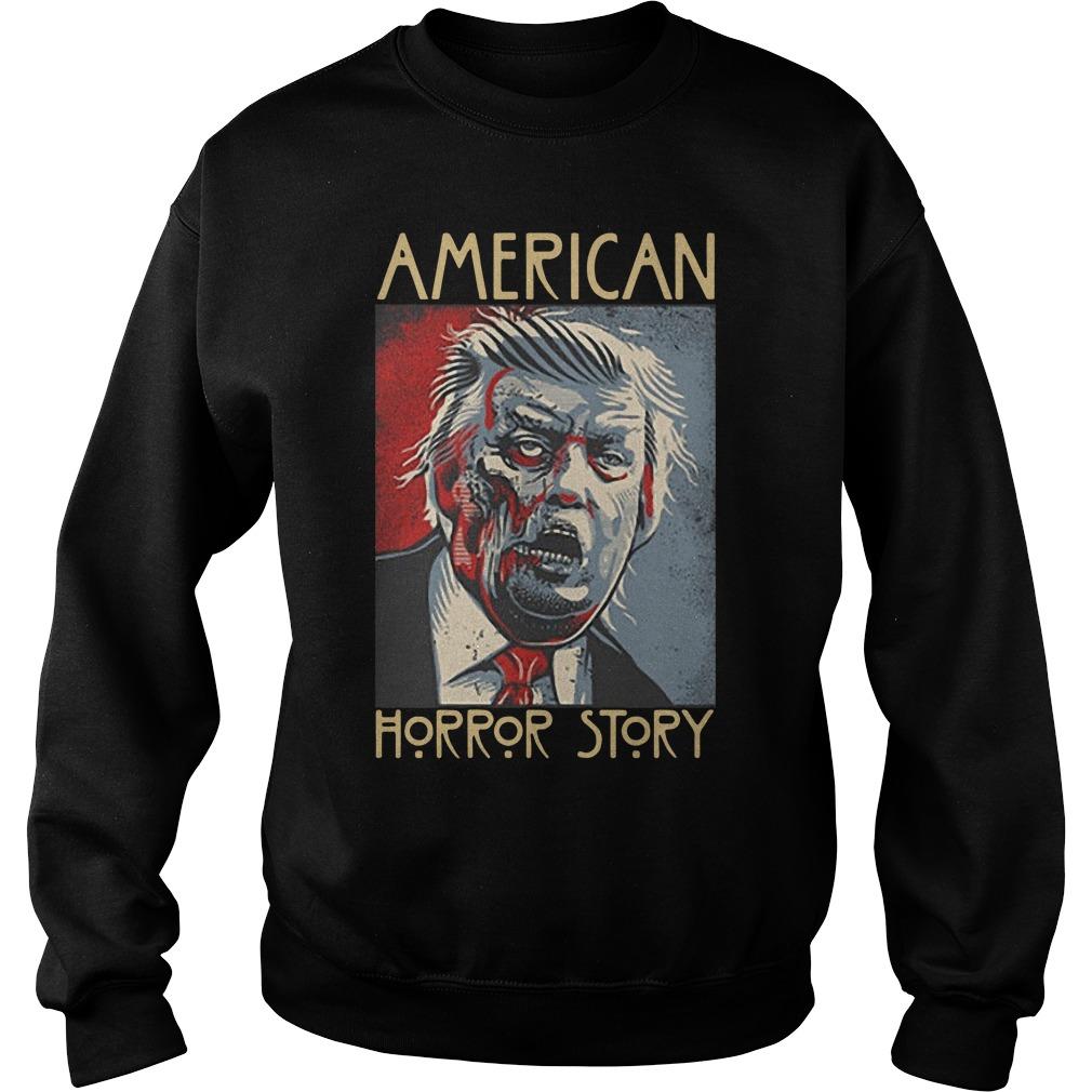 Donald Trump American horror story sweater