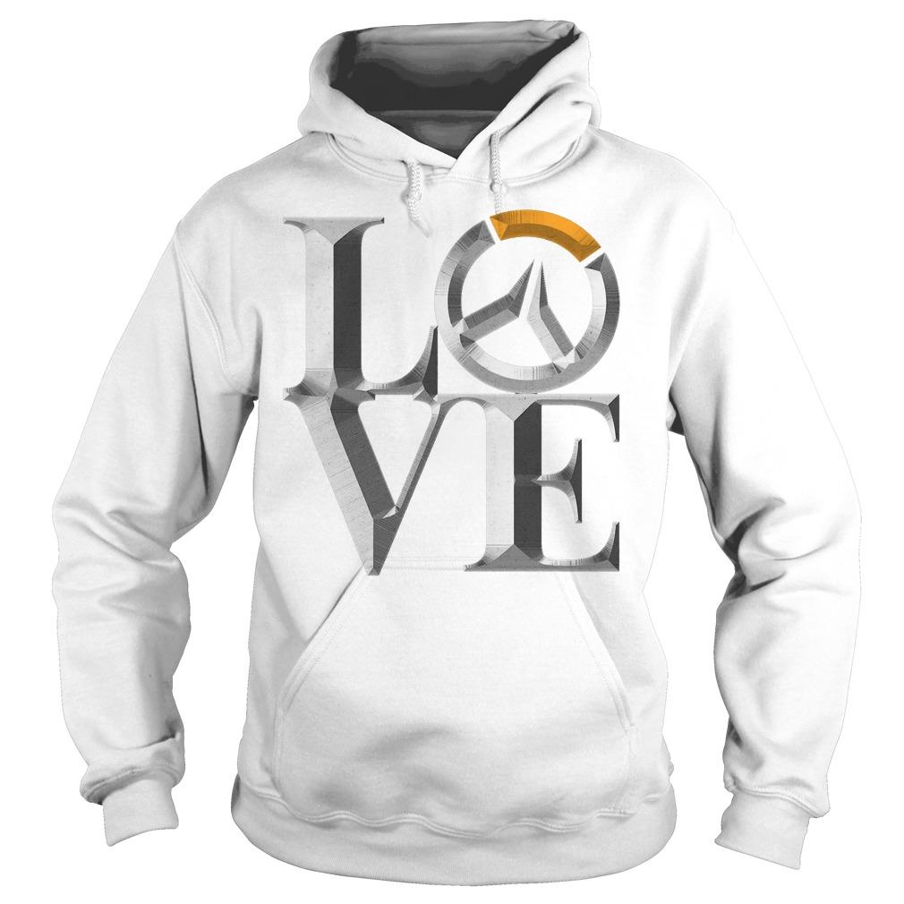 Hero love hoodie