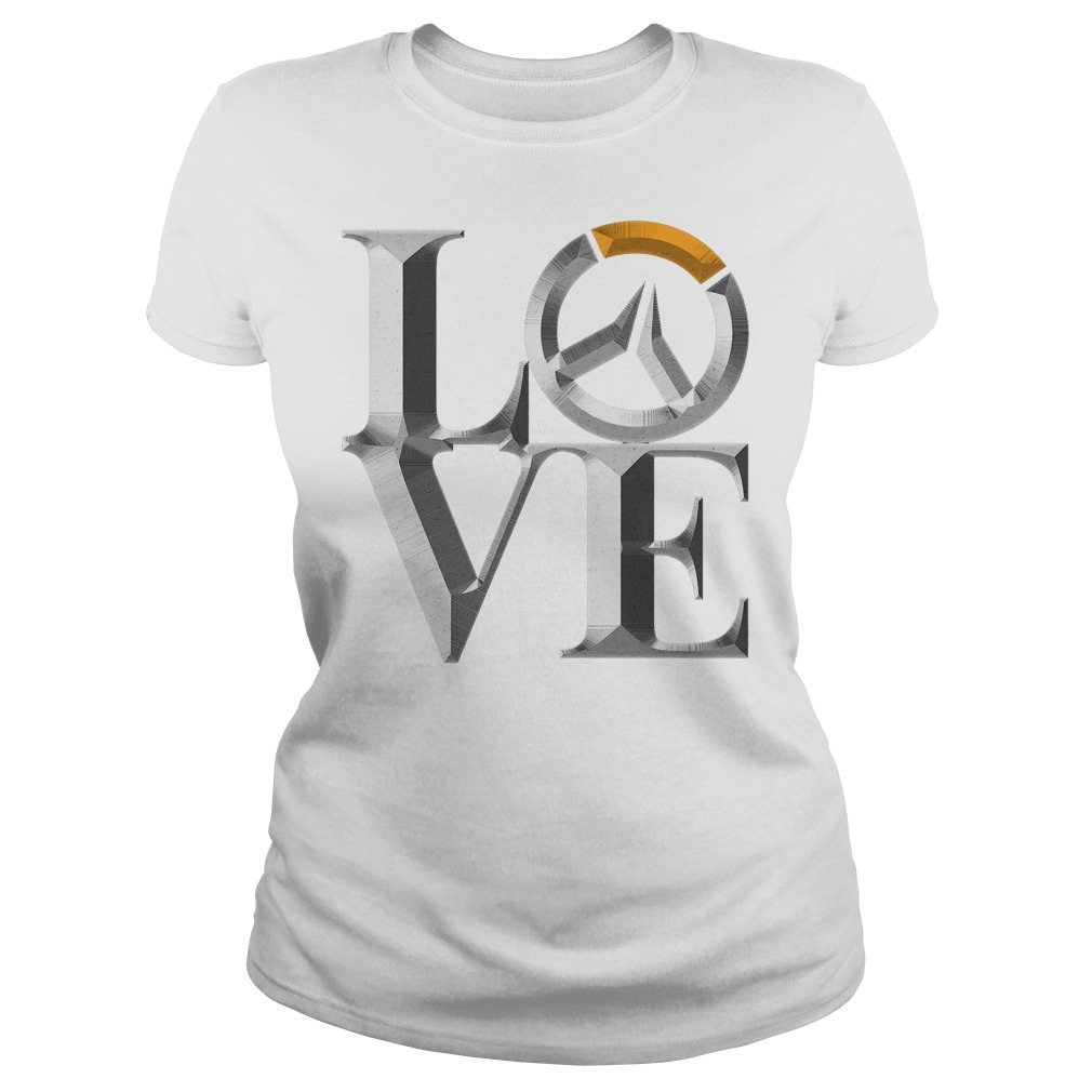 Hero love ladies shirt