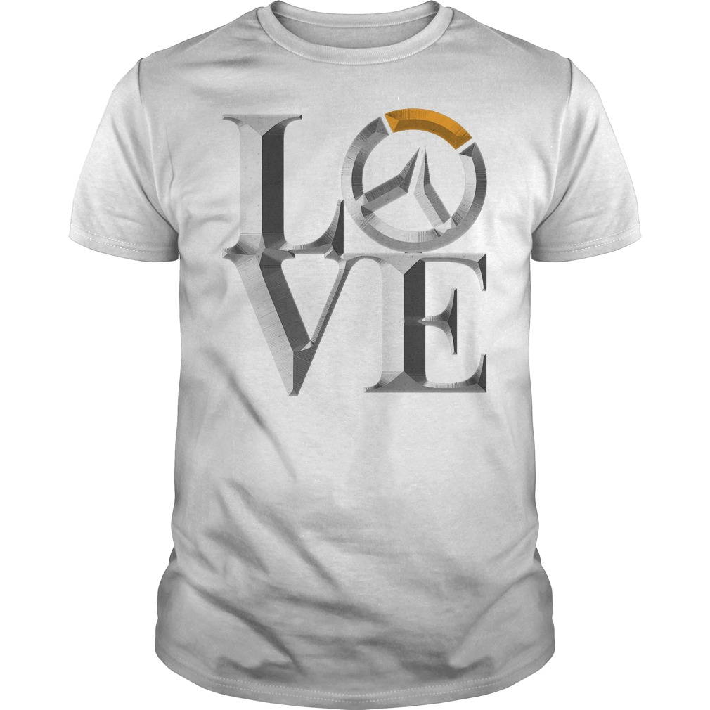 Hero love shirt
