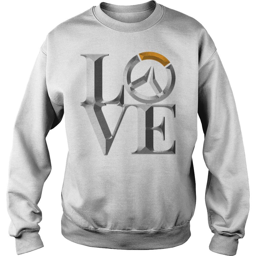 Hero love sweater