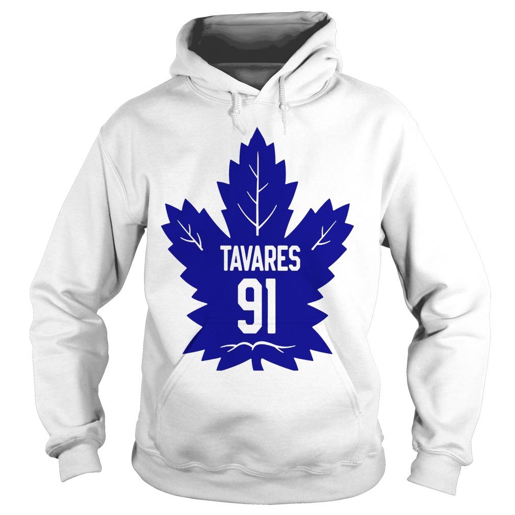 John Tavares 91 hoodie