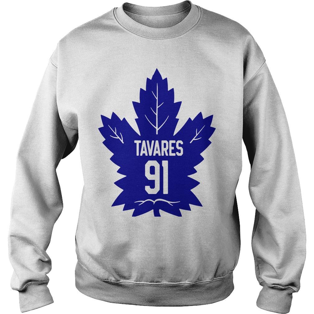 John Tavares 91 sweater