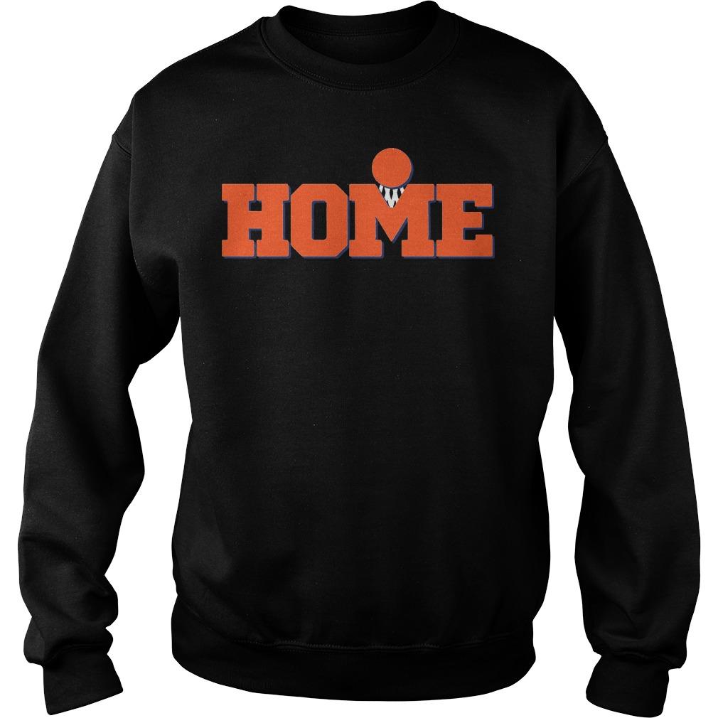Larry Nance Jr Home sweater