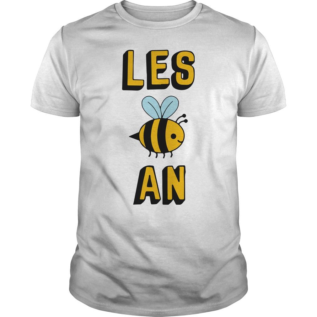 Les bee an shirt