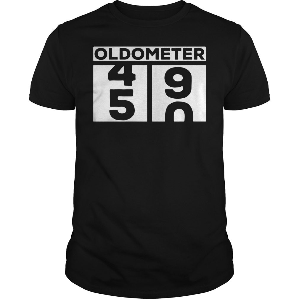 Oldometer 4590 shirt