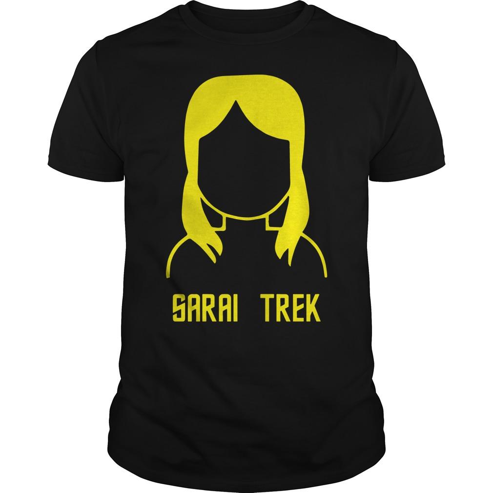 Sarai Trek shirt