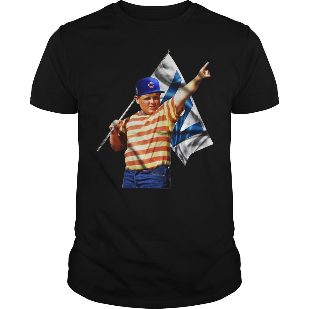 The Sandlot Chicago Cubs shirt
