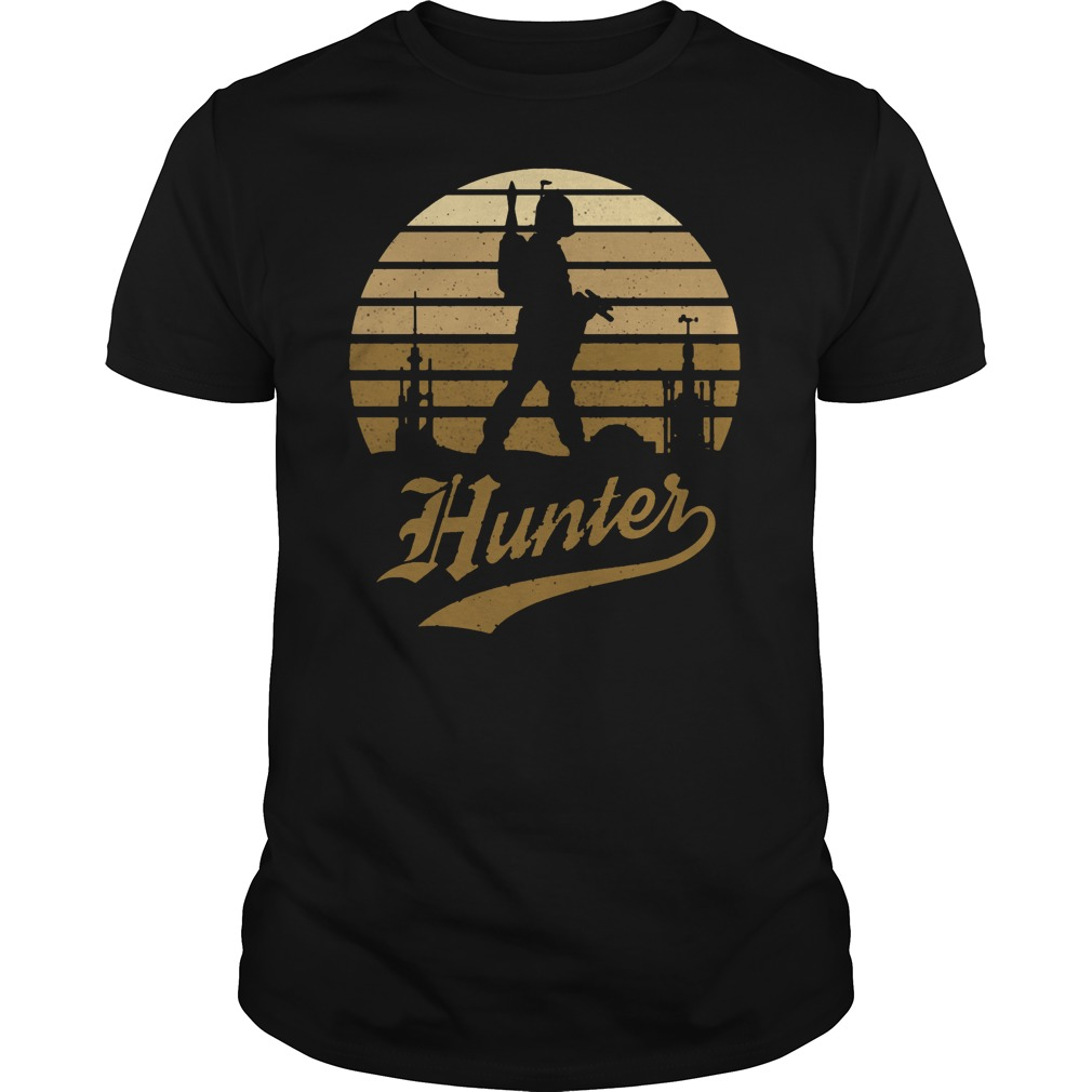 Warrior hunter shirt