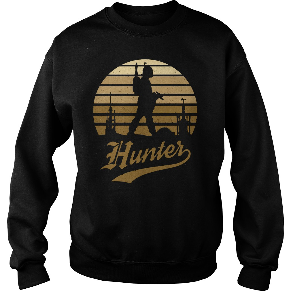 Warrior hunte sweater