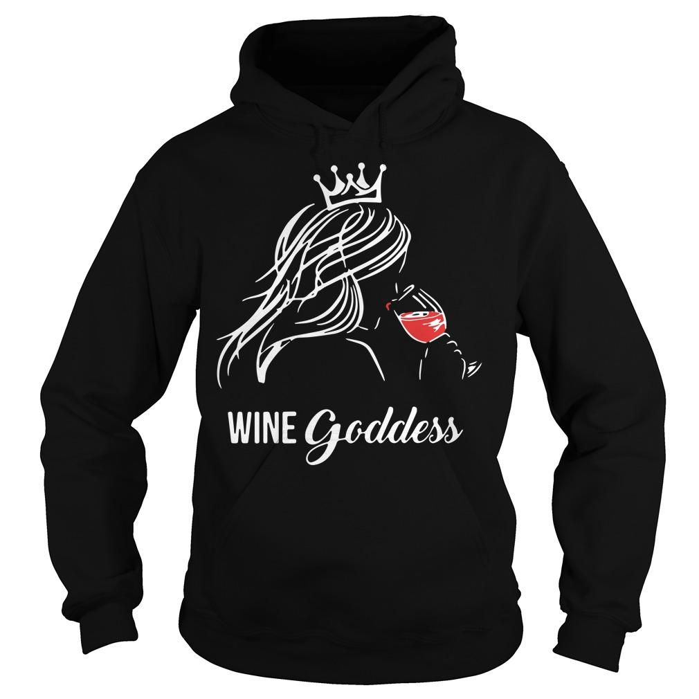 Wine Goddess hoodie