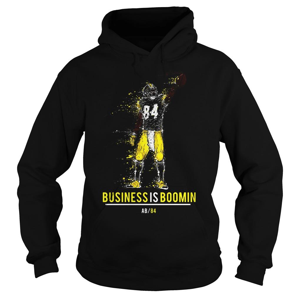 Business is boomin ab 84 hoodie