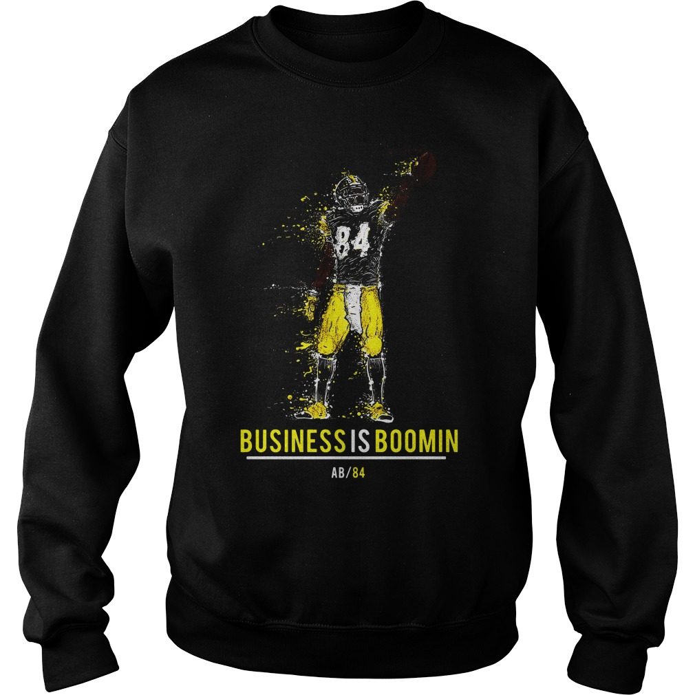 Business is boomin ab 84 sweater