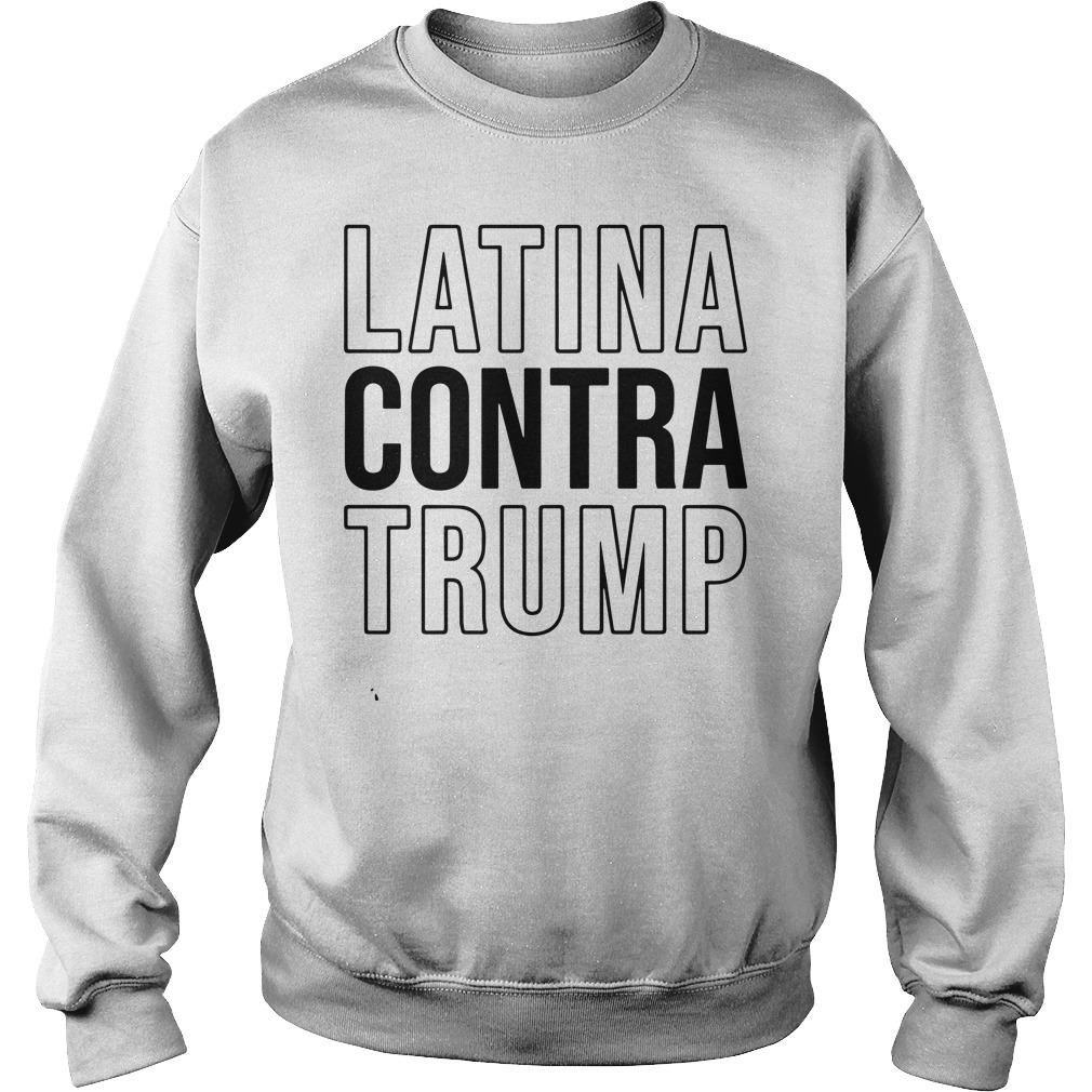 Latina Contra Trump Sweater