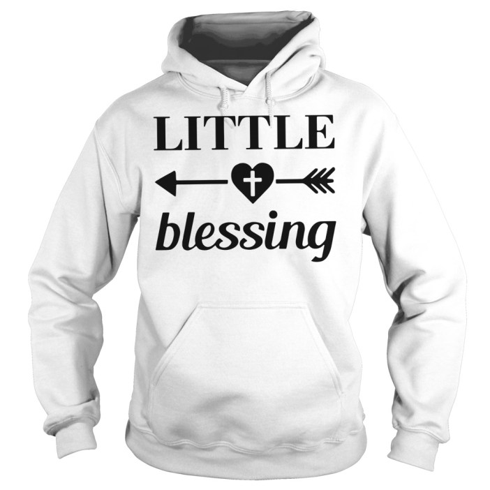 Little blessing hoodie
