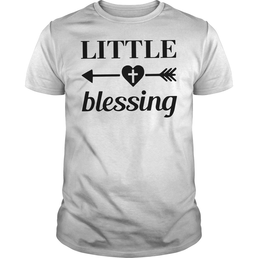 Little blessing shirt