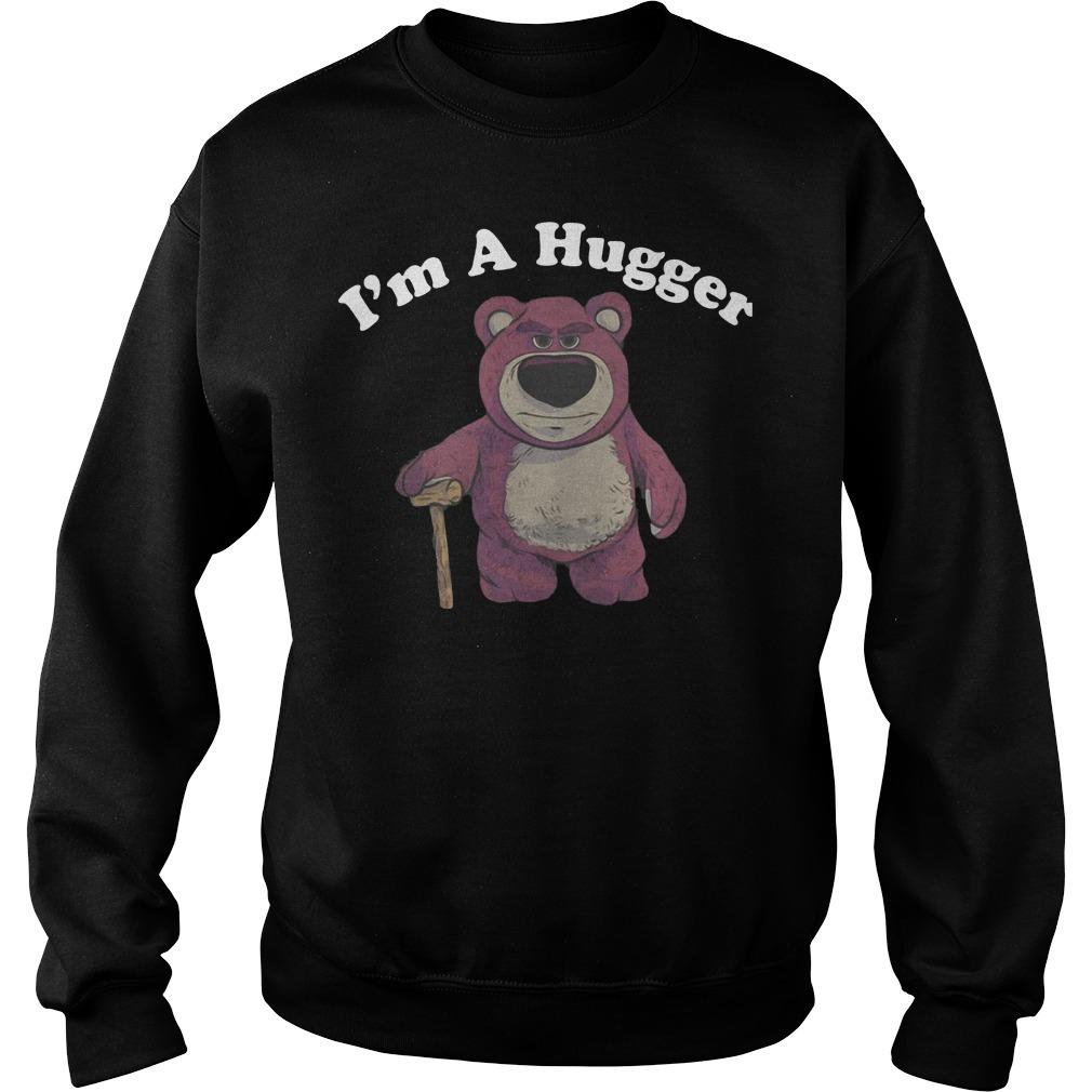 Lotso Huggin Bear I'm a Hugger sweater