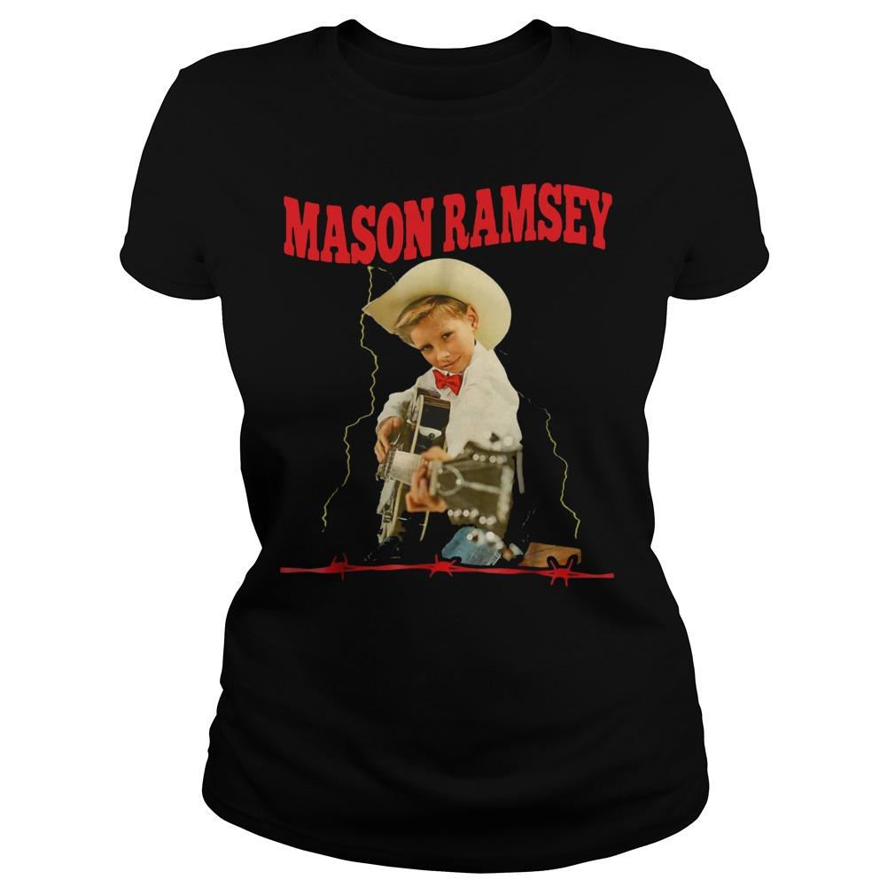 Mason Ramsey ladies shirt