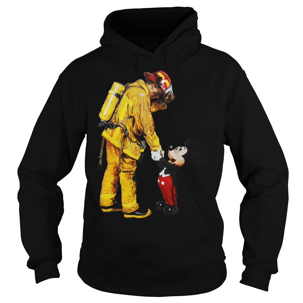 Mickey And The Bravest Hoodie