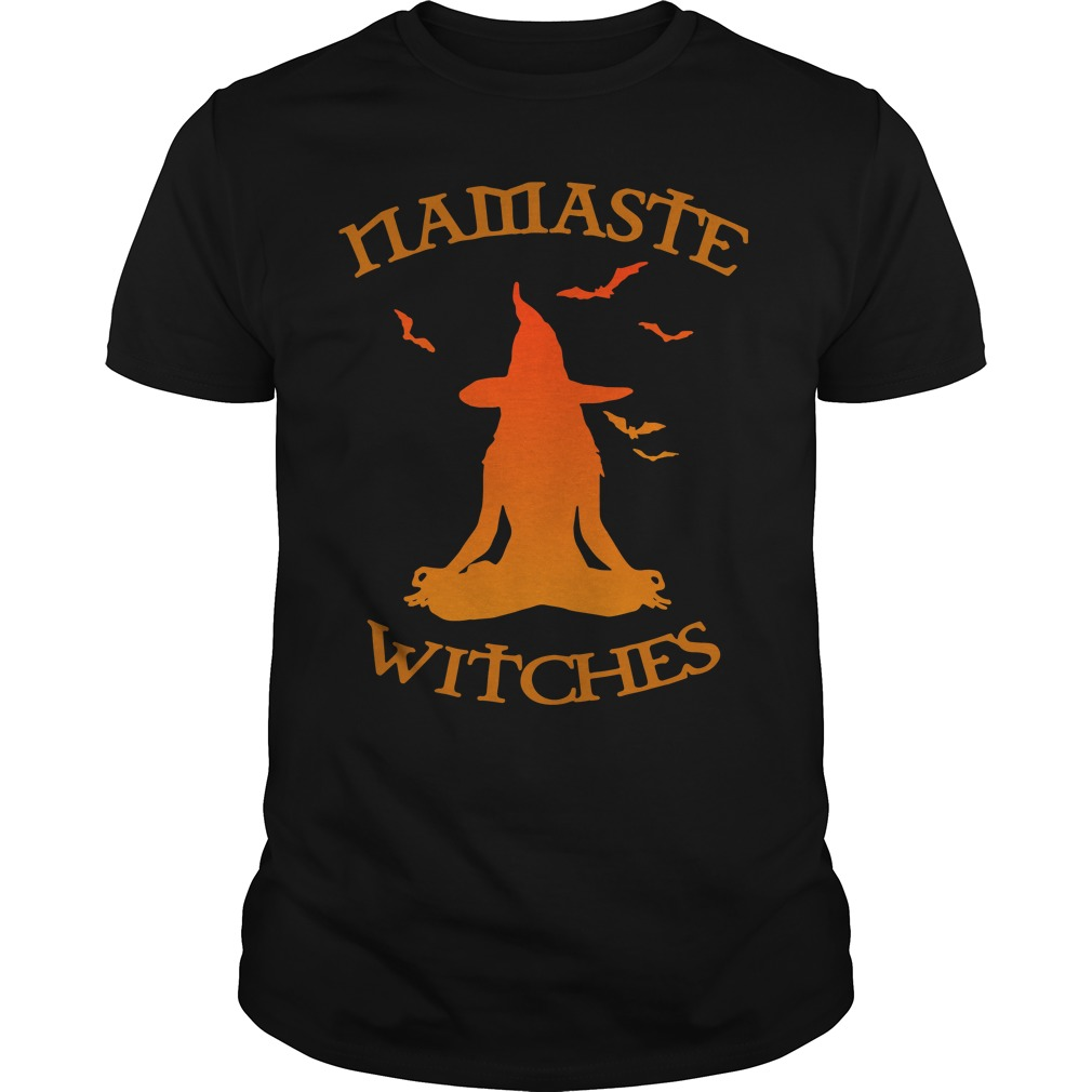 Namaste witches Yoga shirt