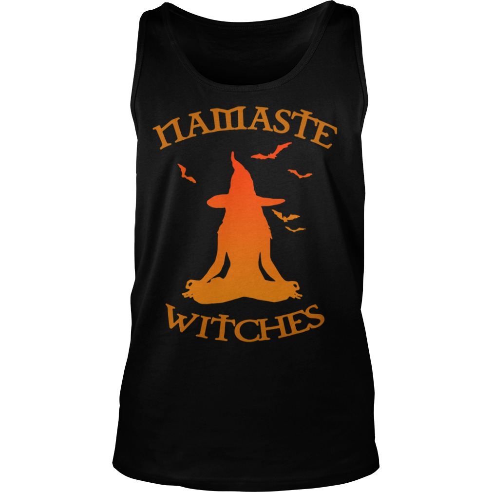 Namaste witches Yoga tank top