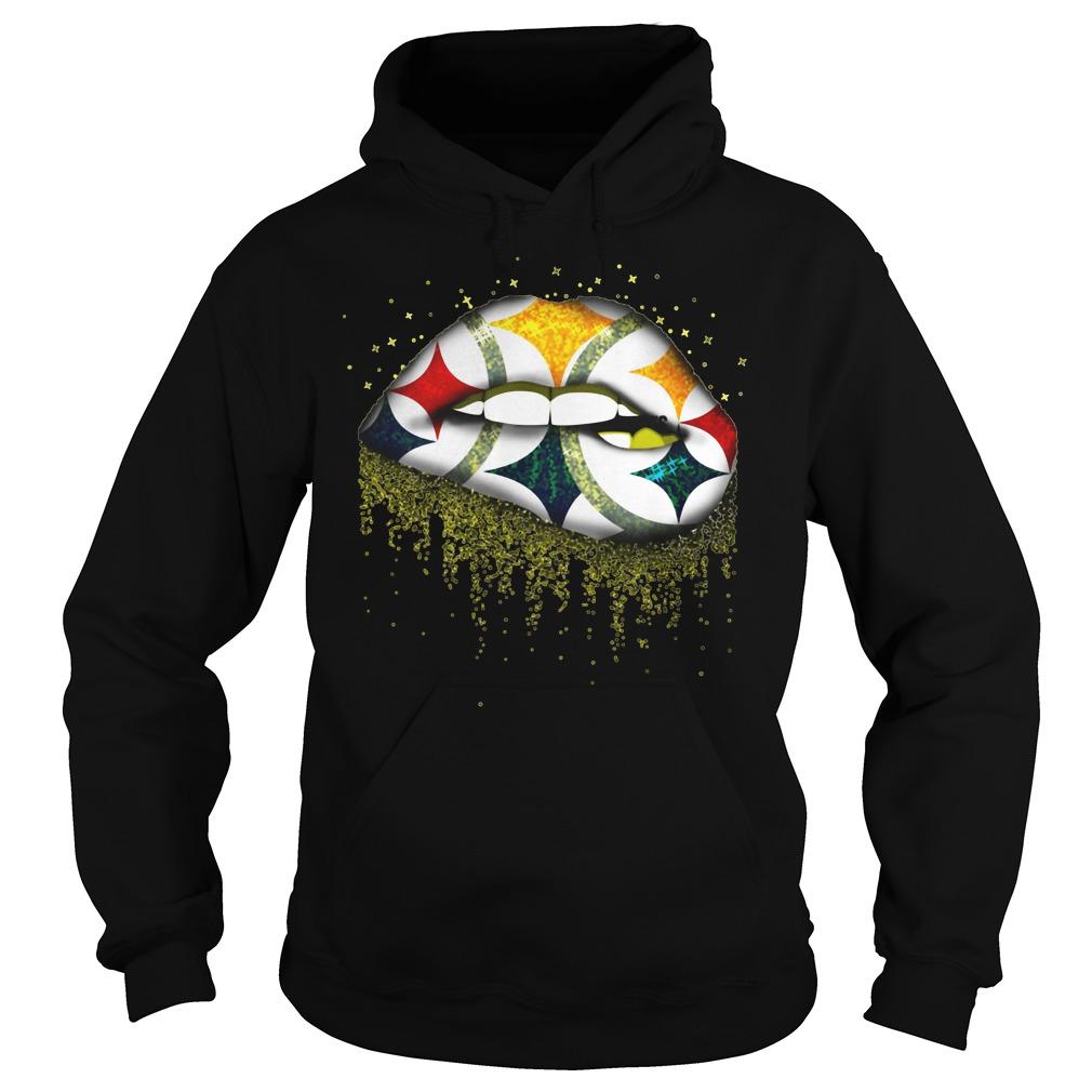 Pittsburgh Steelers Lips hoodie