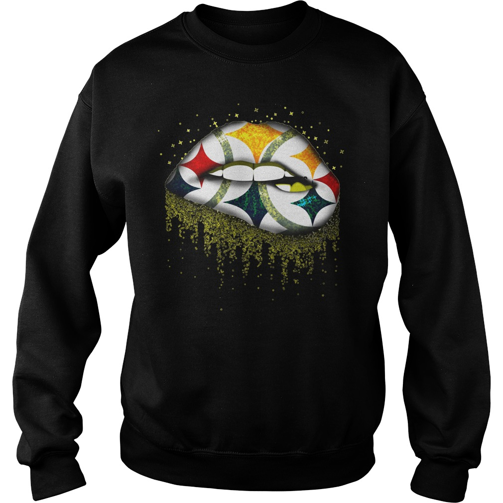 Pittsburgh Steelers Lips sweater