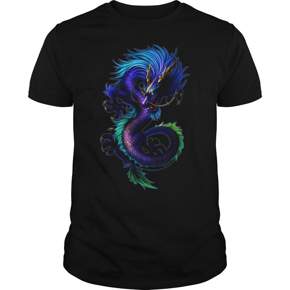 Purty dragons shirt