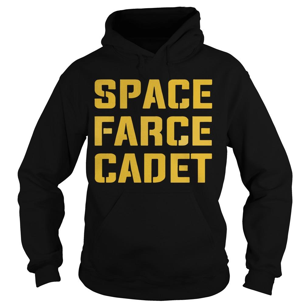 Space Farce Cadet hoodie