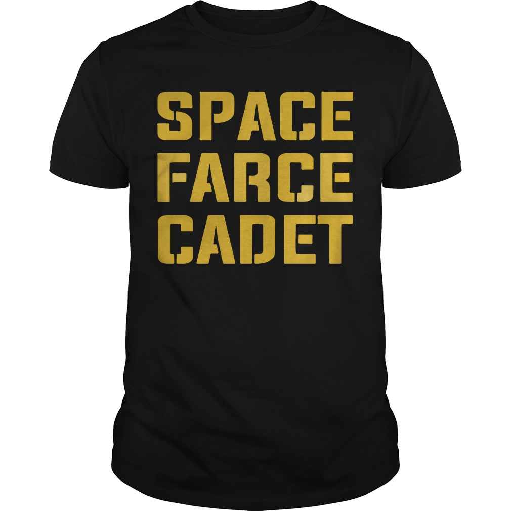 Space Farce Cadet shirt