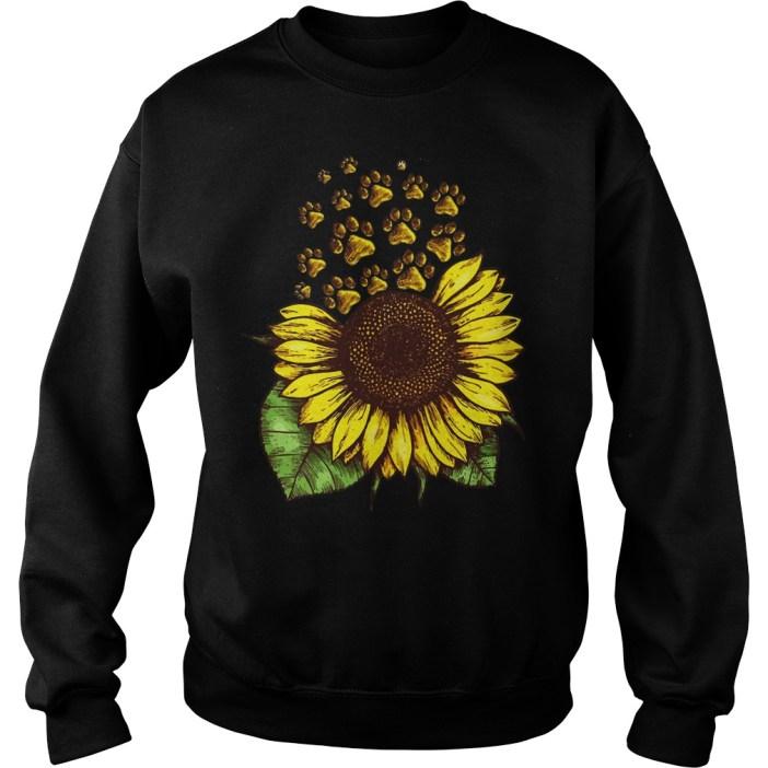 Sunflower Dog Paw sweater