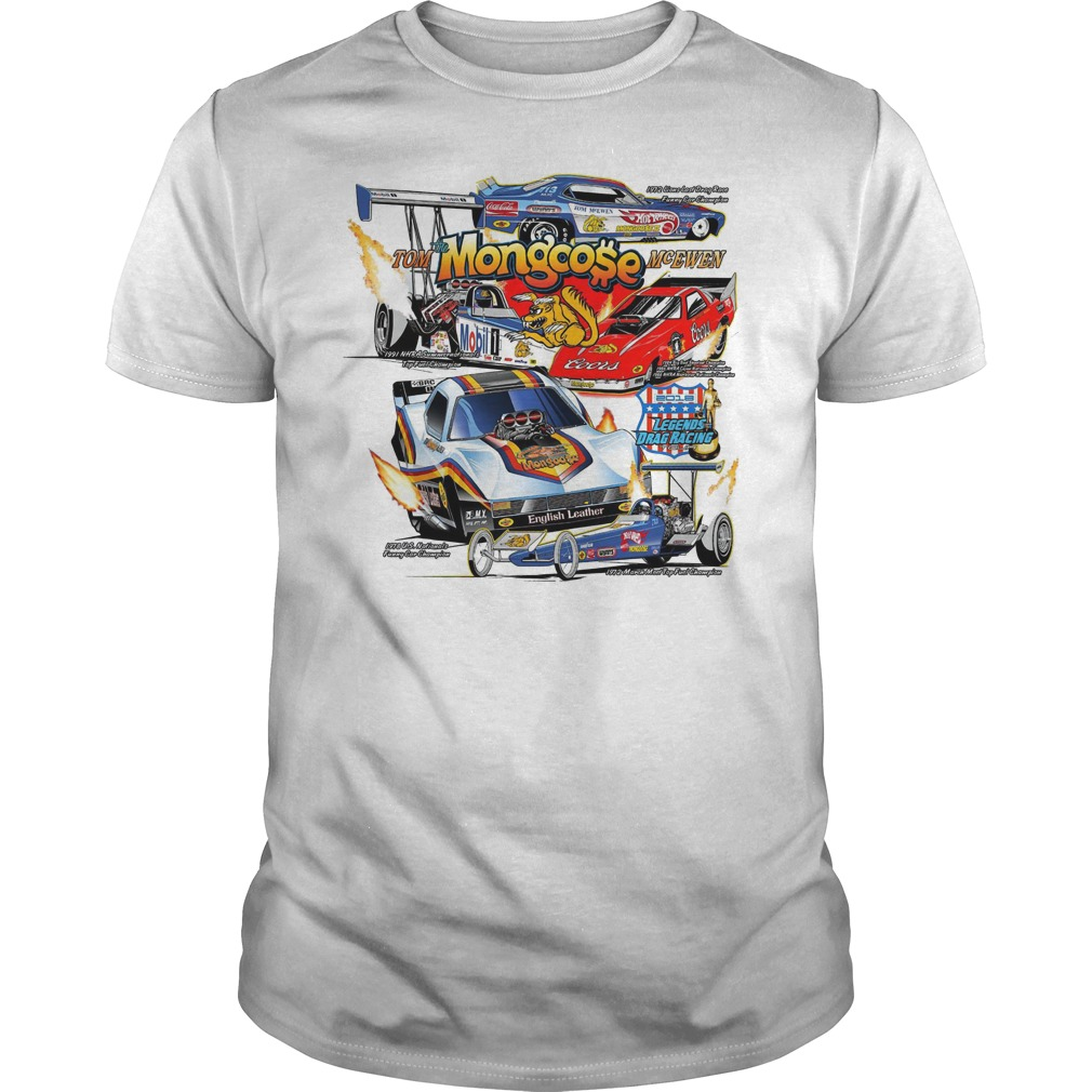 The Mongoose Mcewen tribute shirt