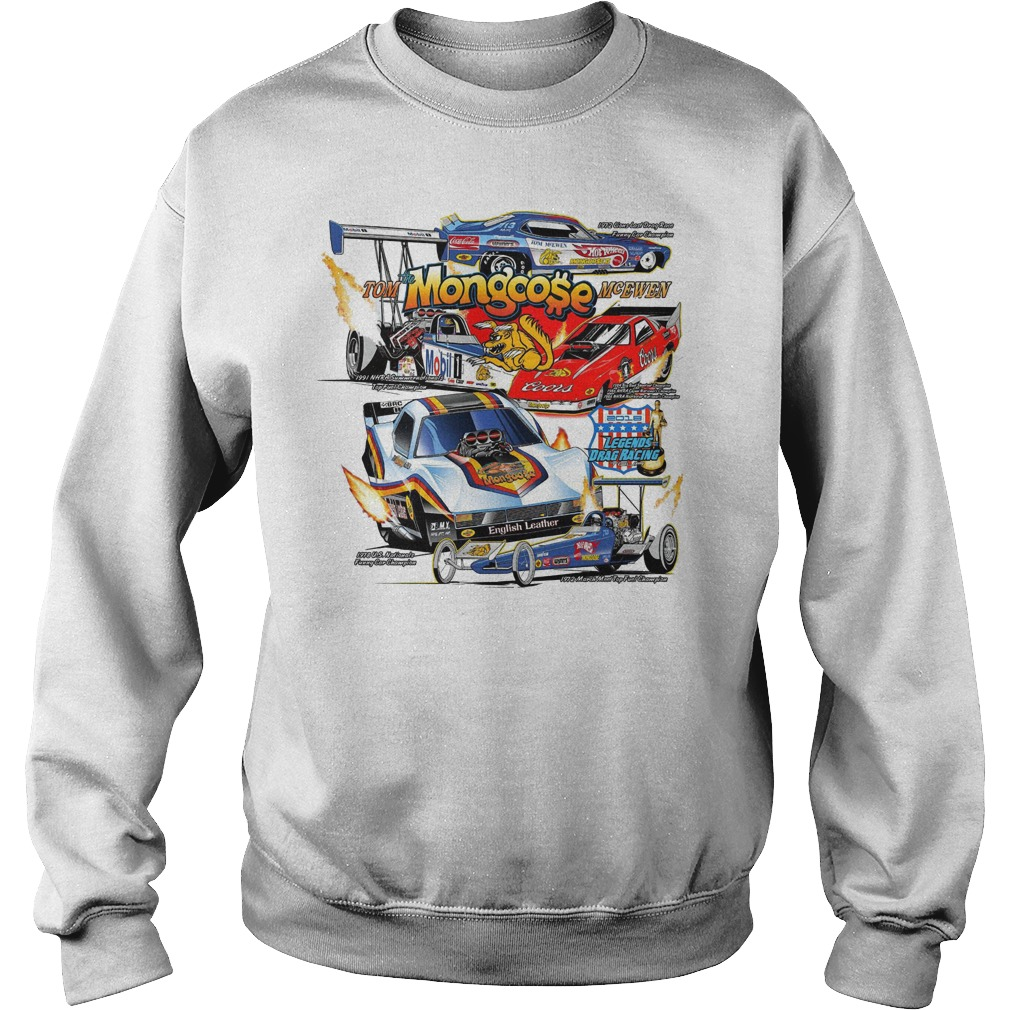 The Mongoose Mcewen tribute sweater
