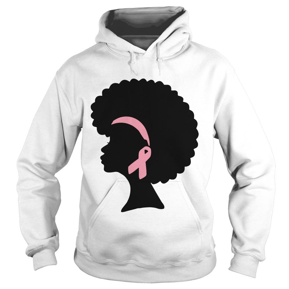 black girl cancer hoodie