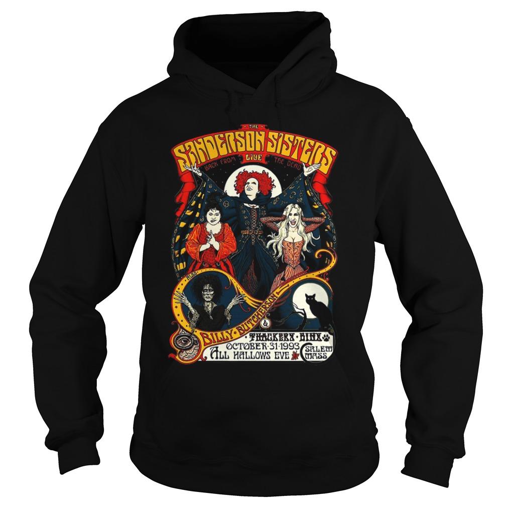Sanderson sister hocus pocus billy butcherson hoodie