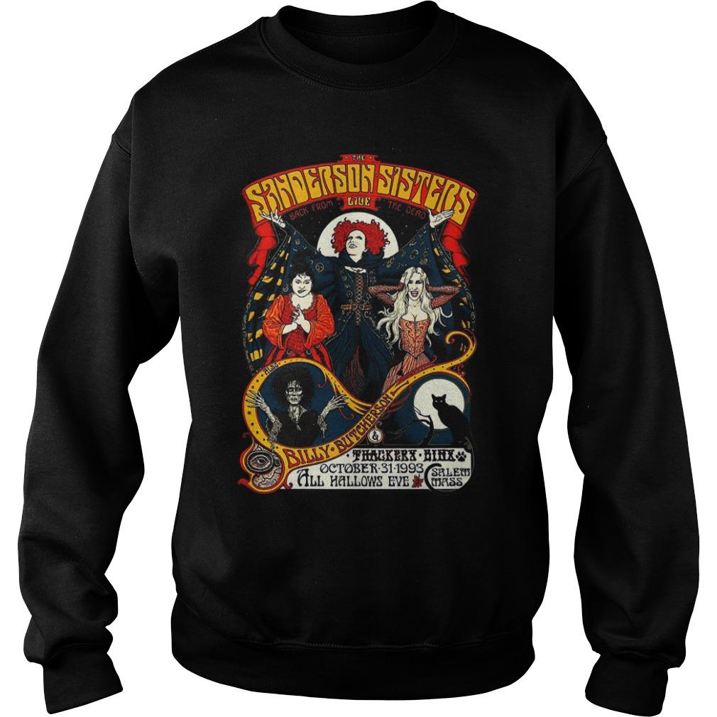 Sanderson sister hocus pocus billy butcherson sweater