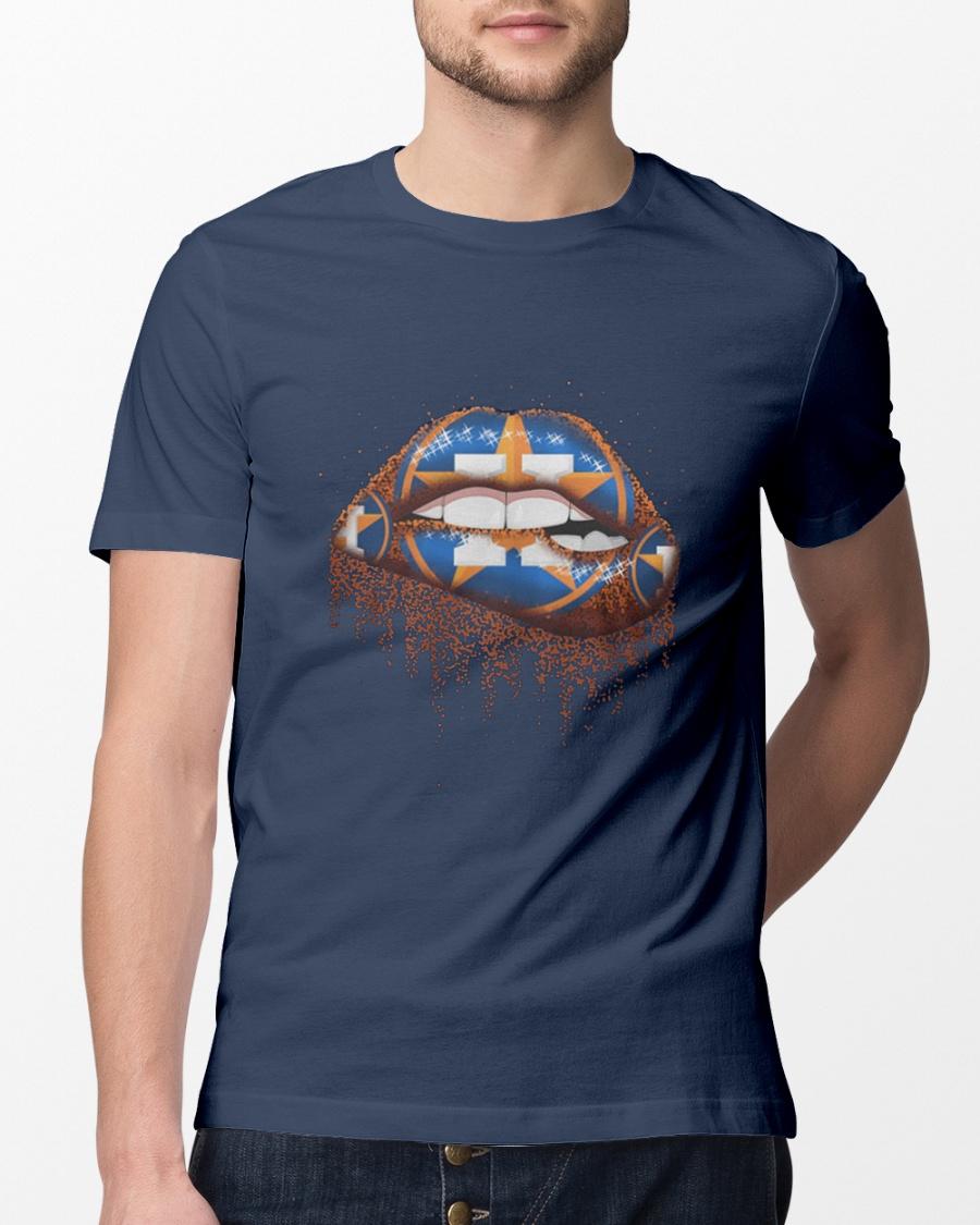 Lip Houston Astros shirt